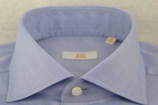 100HANDS blue Oxford