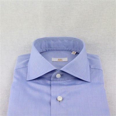 100HANDS blue Oxford