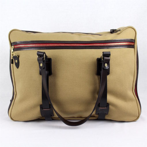 Croots flightbag, dry canvas, special edition