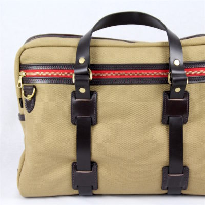 Croots Laptop bag, dry canvas, special edition
