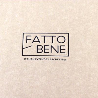 FATTOBENE - italian everyday archetypes