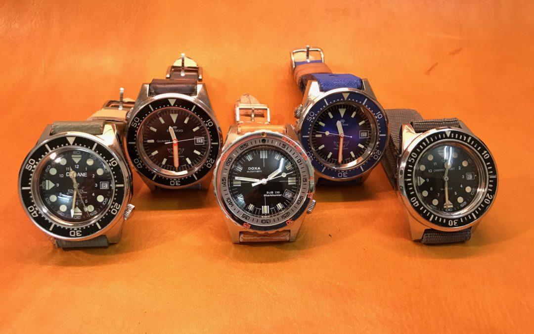 Vintage-Uhren für Einsteiger