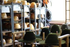 Die SEESTRASSE7 zu Besuch beim Hutmacher Zapf in Werfen
