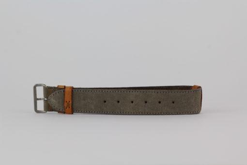 SEESTRASSE7 Nato Band, khaki, 22mm