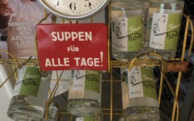 Möge der Tonic mit euch sein – Stocker's Tschin aus Tattenhausen