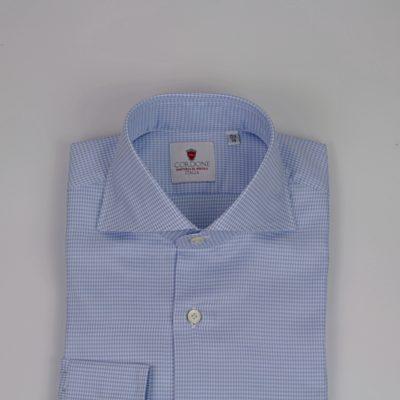 SEESTRASSE7 Sortiment Cordone1956 Shirt Hahnentritt 1