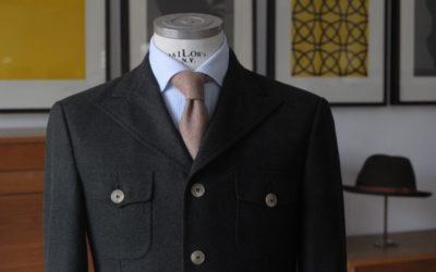 Bayerisch Bond – Leisure Jacket in Loden