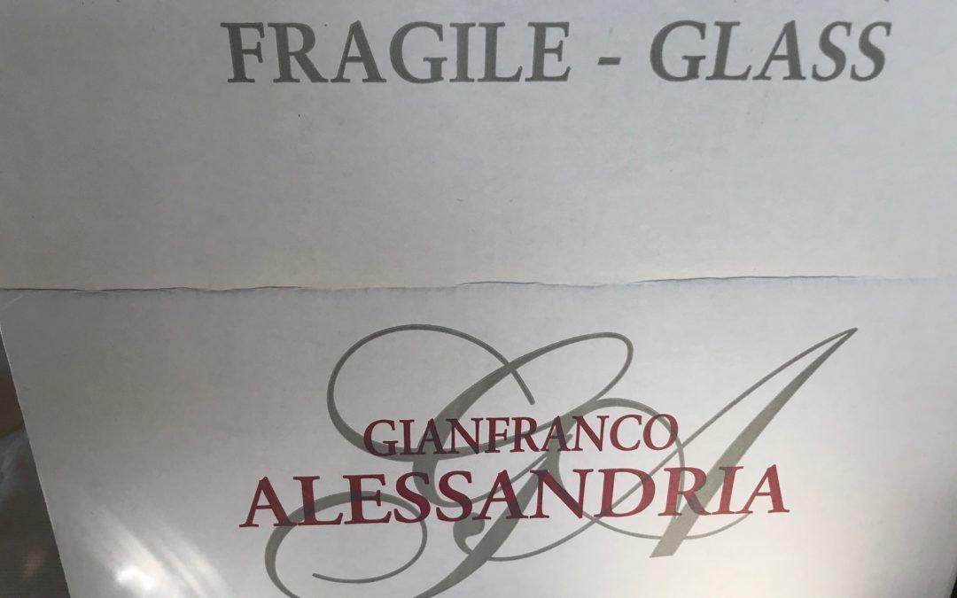 Gianfranco Alessandria – Flaschenpost aus dem Piemont