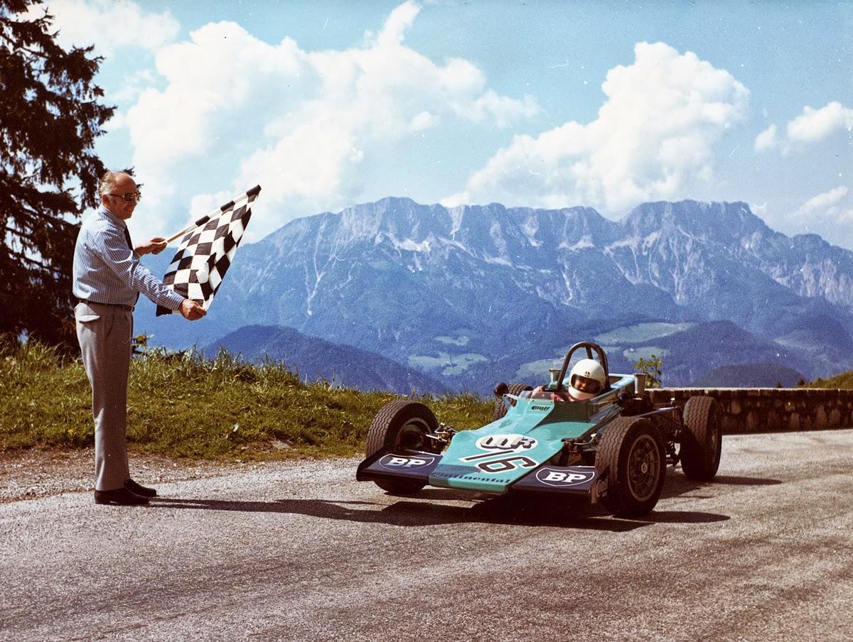 Rosi Mittermeier 1973 Zu Pr Zwecken Im Formel V