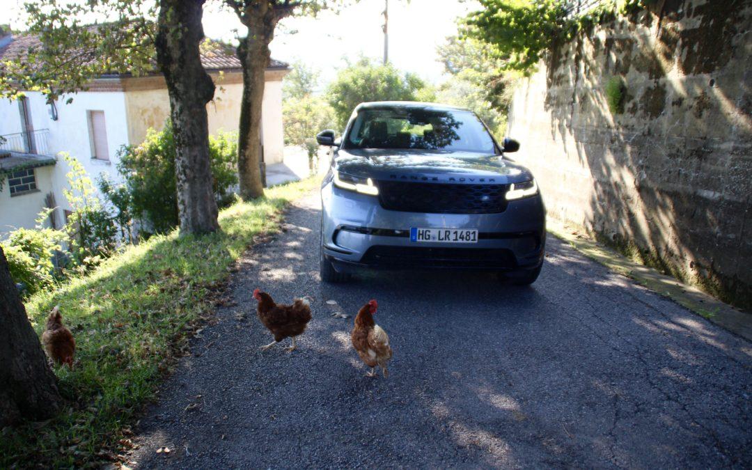 Besuch im Piemont: Mit dem Range Rover Velar ins Land des Slow Food